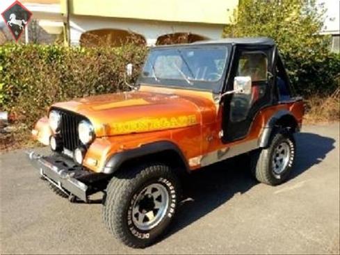 Jeep CJ5 1975