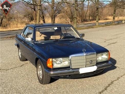 Mercedes-Benz 280 w123 1979