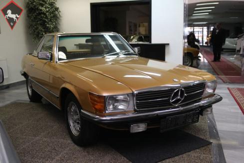 Mercedes-Benz 500SL w107 1981