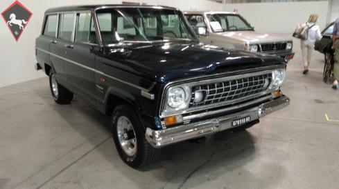 Jeep Wagoneer 1976