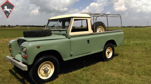 Land Rover Series II 1980