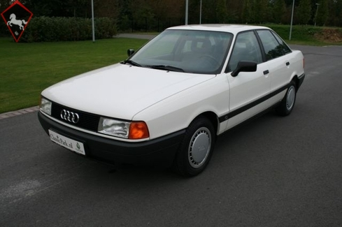 1989 Audi 80 is listed Sold on ClassicDigest in Koppenhoefstraat 14NL-5283 VK Boxtel by Auto ...
