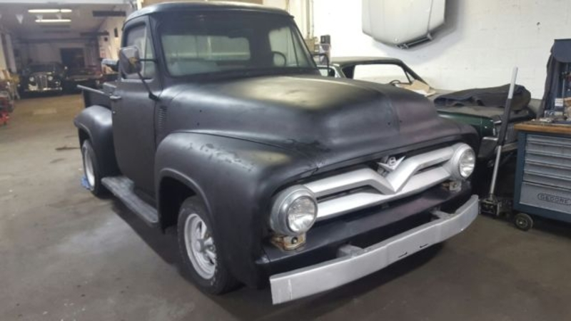 1954 ford f 100 is listed verkauft on classicdigest in. Black Bedroom Furniture Sets. Home Design Ideas