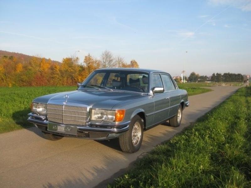 1976 mercedes benz 350se w116 is listed sold on. Black Bedroom Furniture Sets. Home Design Ideas
