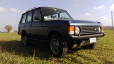 Land Rover Other 1986