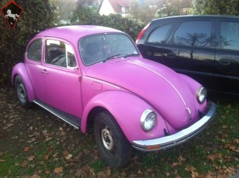 Volkswagen Beetle Typ1 1981