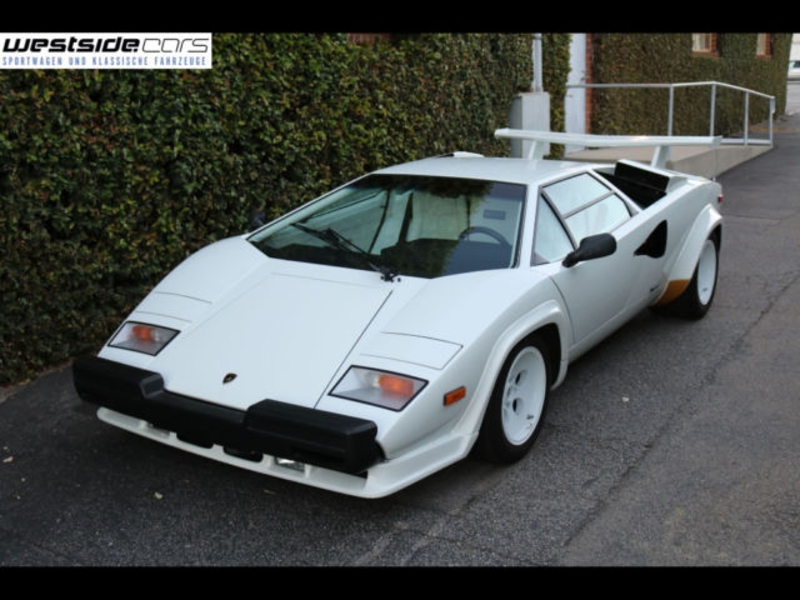 1987 lamborghini countach is listed verkauft on. Black Bedroom Furniture Sets. Home Design Ideas