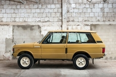 Land Rover Range Rover 1971