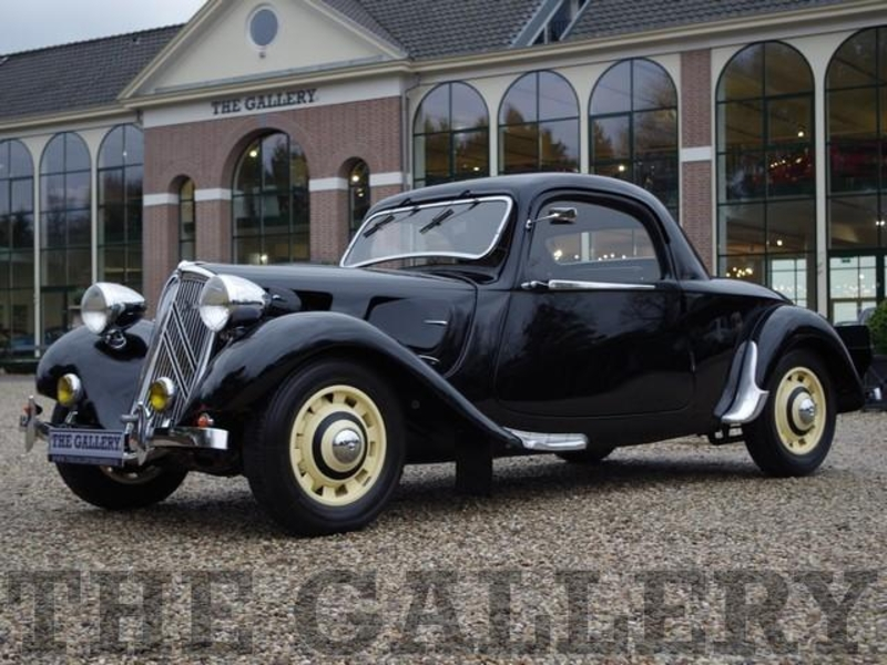 1938 citroen traction avant is listed s ld on classicdigest in brummen by gallery dealer for. Black Bedroom Furniture Sets. Home Design Ideas