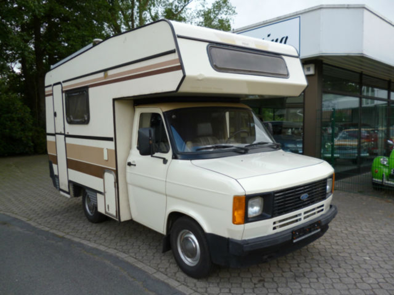 1983 ford transit is listed verkauft on classicdigest in. Black Bedroom Furniture Sets. Home Design Ideas