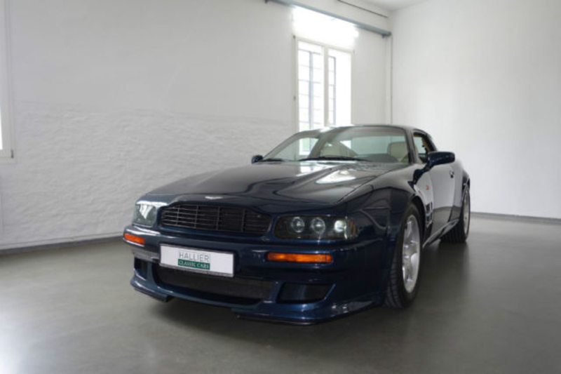 1995 Aston Martin V8 Is Listed Sold On Classicdigest In Gut Stellmoor 22926 Ahrensburg Germany By Auto Dealer For 159900 Classicdigest Com