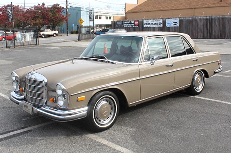 1969 mercedes benz 280s se sel w108 is listed sold on. Black Bedroom Furniture Sets. Home Design Ideas