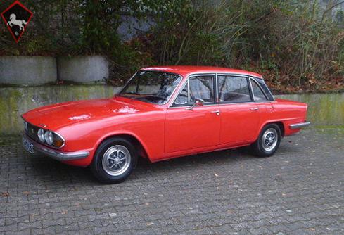 Triumph 2500 1973