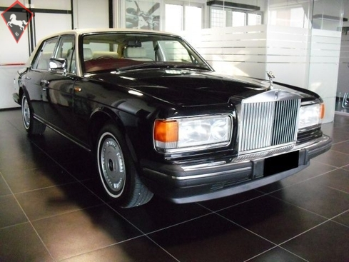 Rolls-Royce Silver Spirit 1989