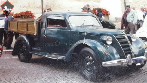 Fiat 1100 1950