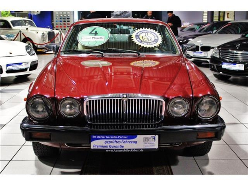 1986 Jaguar XJ12 is listed Sold on ClassicDigest in ...