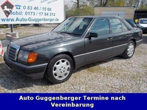 Mercedes-Benz 500 w124 1993