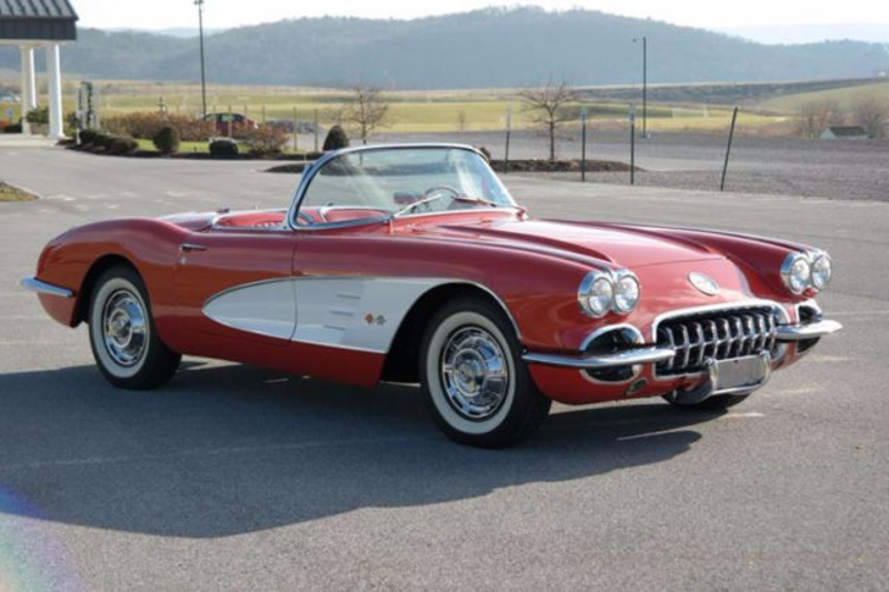 1960 corvette c1 is listed verkauft on classicdigest in. Black Bedroom Furniture Sets. Home Design Ideas