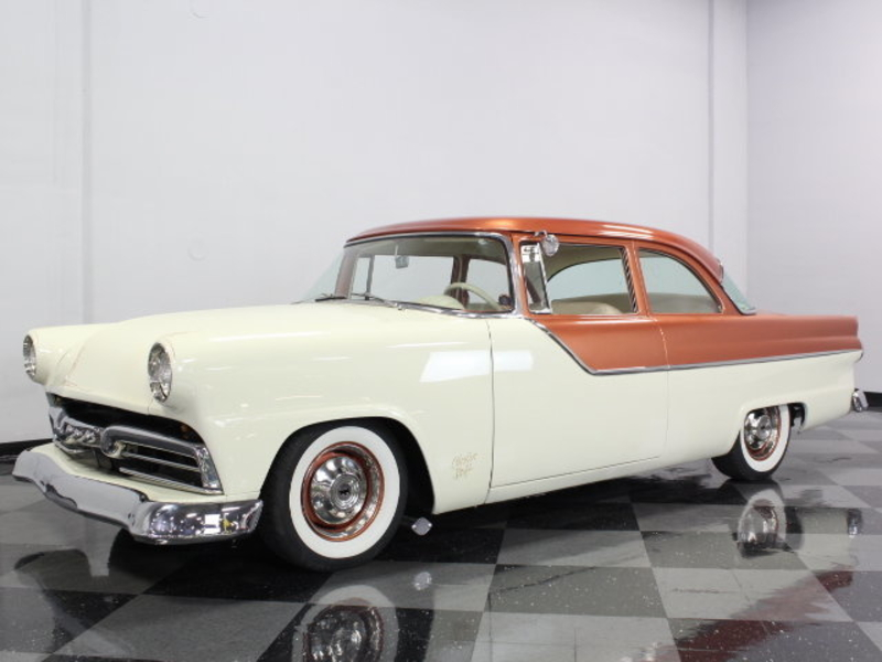 1956 Ford Customline is listed Sold on ClassicDigest in Fort Worth