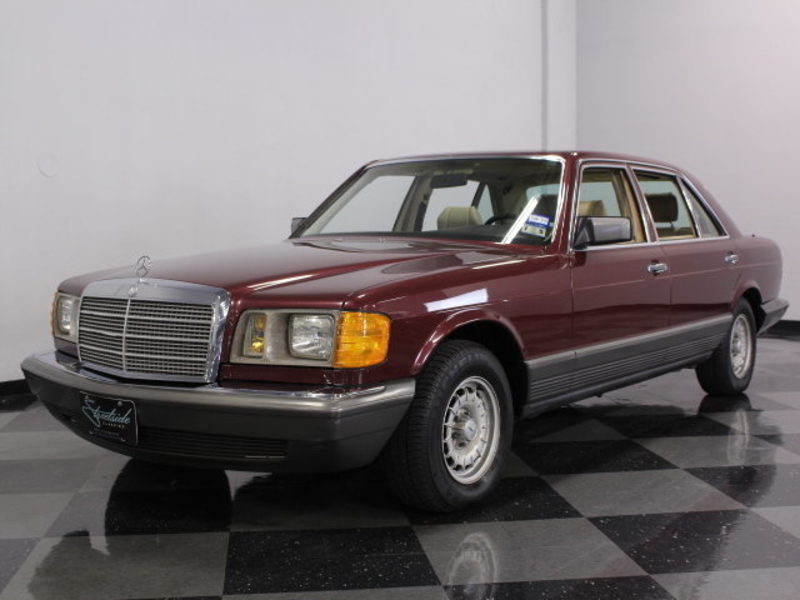 1985 mercedes benz 500 se l w126 is listed sold on. Black Bedroom Furniture Sets. Home Design Ideas