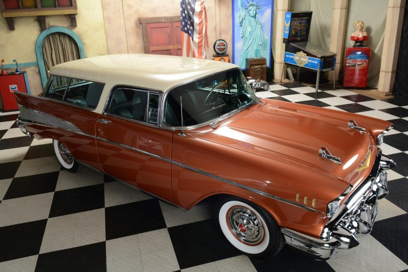 1957 Chevrolet Bel Air Is Listed Sold On Classicdigest In Emmerich