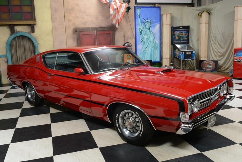 1968 Ford Torino is listed Sold on ClassicDigest in Emmerich