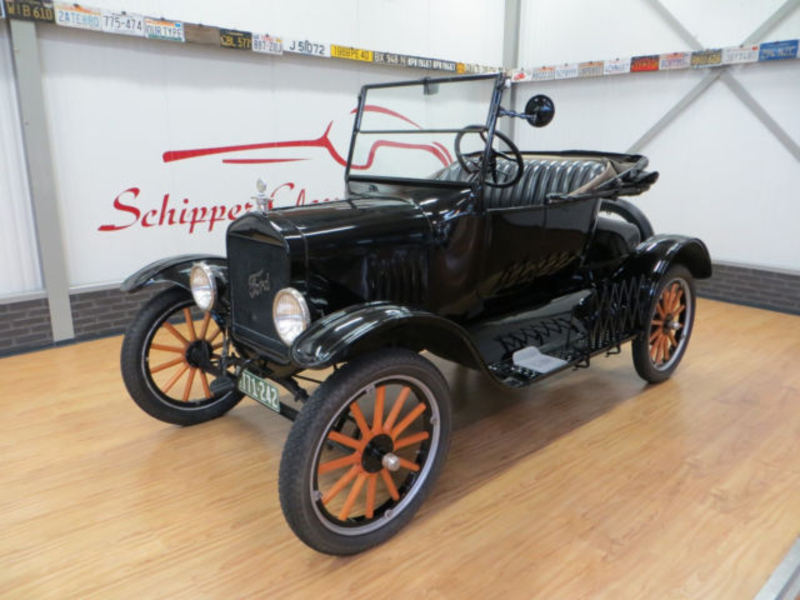 1924 Ford Model T Is Listed Sold On Classicdigest In Twentelaan 25