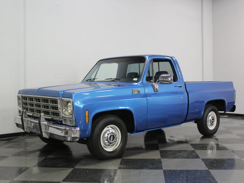 1979 GMC Jimmy is listed Sold on ClassicDigest in Fort Worth