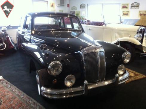Daimler Majestic 1961
