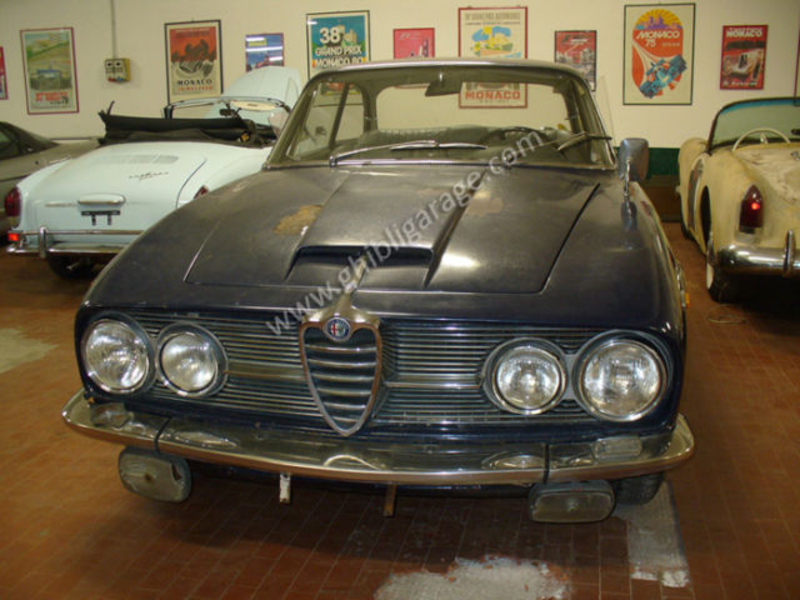 Alfa Romeo Sprint Is Listed Sold On ClassicDigest In Viale - Alfa romeo 2600 sprint for sale