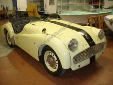 Triumph TR3 1963