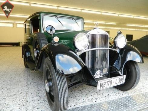 Mercedes-Benz 170V 1933