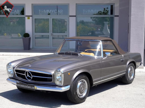 Mercedes-Benz 280SL w113 1968