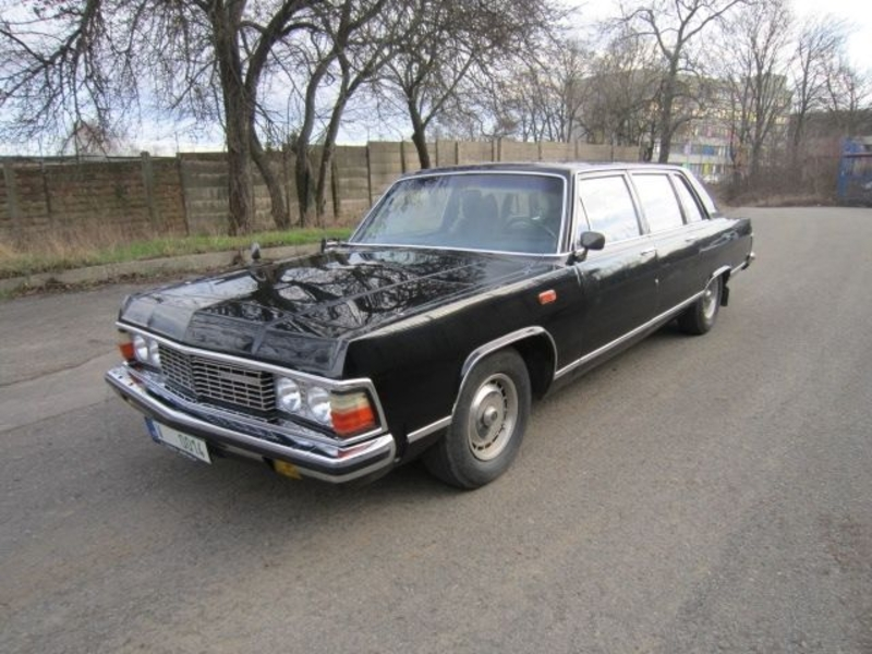 Other Makes Limousine 1980 For Sale 1980 Gaz 14