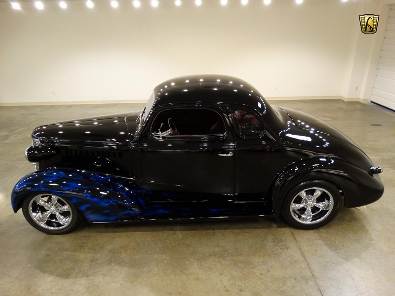 1937 Chevrolet Business Coupé is listed Sold on