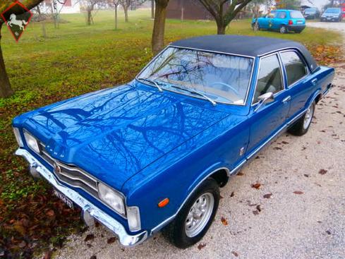 Ford Taunus 1973