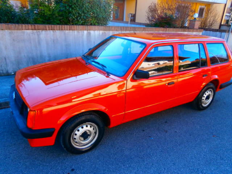 1980 opel kadett is listed till salu on classicdigest in for Garage opel bessancourt 95