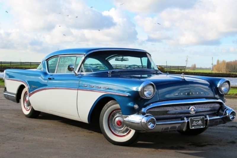 1957 buick roadmaster is listed verkauft on classicdigest in