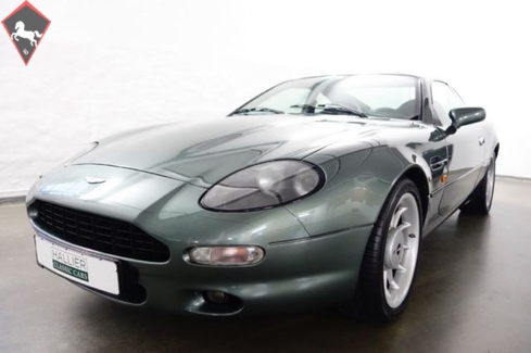 1995 Aston Martin Db7 Is Listed Sold On Classicdigest In Gut Stellmoor 22926 Ahrensburg Germany By Auto Dealer For 29900 Classicdigest Com