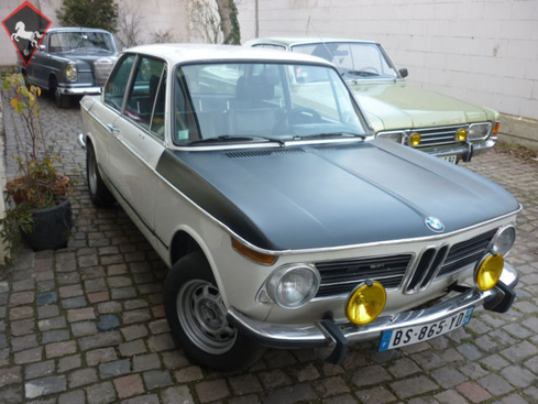 1973 bmw 2002 is listed verkauft on classicdigest in. Black Bedroom Furniture Sets. Home Design Ideas