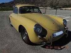 Porsche 356 1960