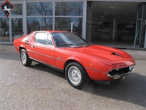 Alfa Romeo Montreal 1973