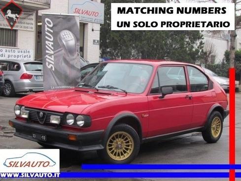 Alfa Romeo Alfasud 1982