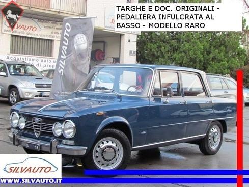 Alfa Romeo Giulia 1969