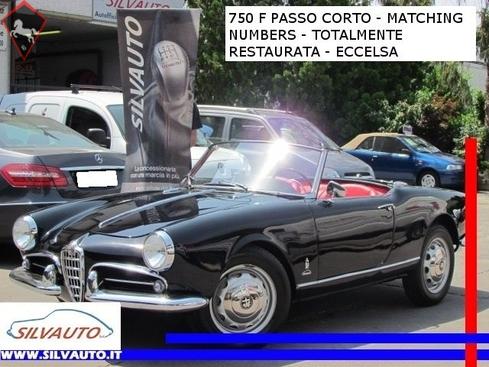 Alfa Romeo Giulietta 1958