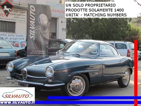 Alfa Romeo Giulietta 1963