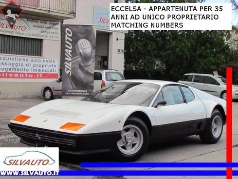 Ferrari 512 1980