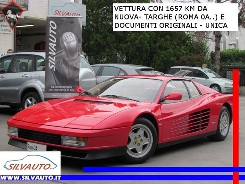 Ferrari Testarossa 1991