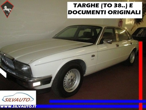 Jaguar XJ6 1990