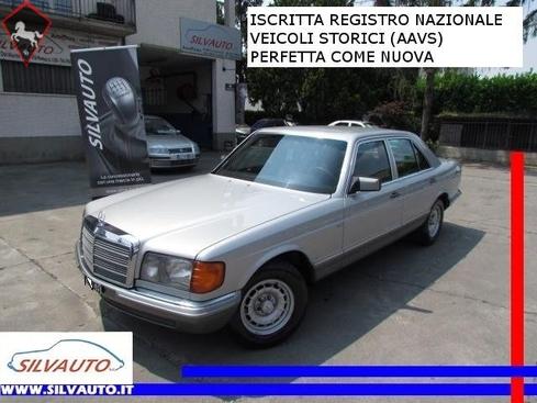 Mercedes-Benz 380 SE/L w126 1981